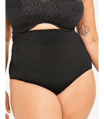 indie high waist brief