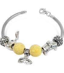 tedora designer bracelets, sterling silver venice bracelet
