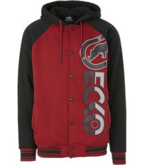 ecko unltd men's vert side jacket