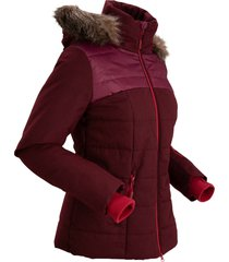 giacca funzionale imbottita (rosso) - bpc bonprix collection