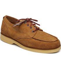 fairheaven båtskor skor brun sebago