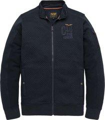 zip sweat jacket salute