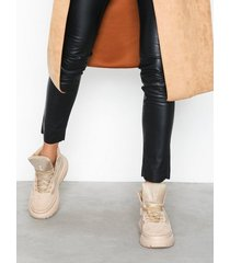 missguided double sole hiking sneaker boot high top