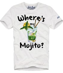 wheres my mojito man t-shirt