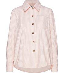 min overhemd met lange mouwen roze baum und pferdgarten