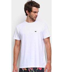 camiseta osklen masculino stone heliconia masculina - masculino