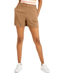 style & co pull-on shorts, created for macy's