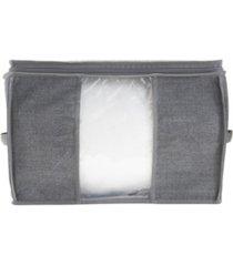 simplify 2-in-1 vacuum storage bag tote