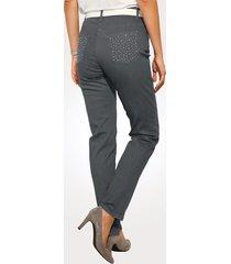 jeans mona ljusgrå