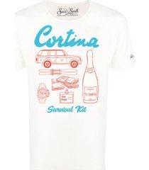 cortina survival kit t-shirt