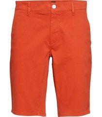 schino-slim shorts shorts chinos shorts orange boss