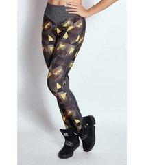 calça legging colcci fitness estampada 0025700422