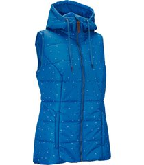 gilet trapuntato moderno (blu) - bpc bonprix collection