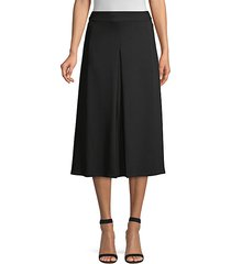 robyn pleated midi skirt