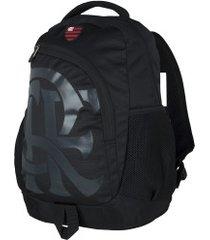 mochila do flamengo esportiva b06 xeryus - preto