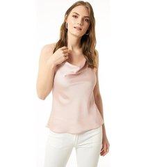 blouse jimmy sanders 19sshtw53024poudra blouse