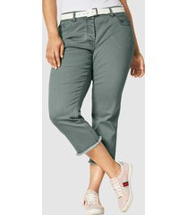 7/8-jeans angel of style kaki