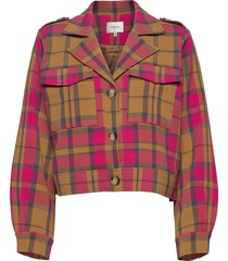 civagz jacket ao20 zomerjas dunne jas multi/patroon gestuz