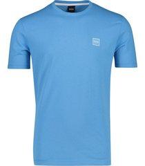blauw t-shirt hugo boss tales