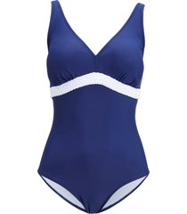costume intero modellante livello 1 (blu) - bpc bonprix collection