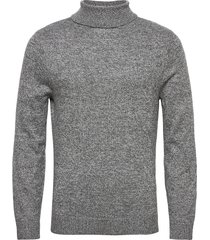 hco. guys sweaters knitwear turtlenecks grå hollister