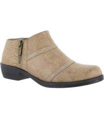 easy street ira comfort shooties women's shoes