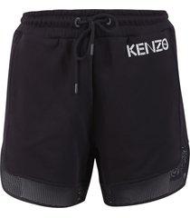 kenzo branded shorts