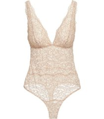 cosabella pret-a-porter lace thong bodysuit, online only