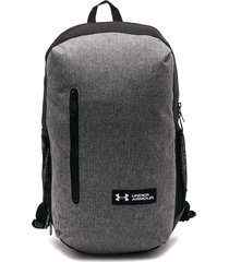 morral  negro-gris under armour roland backpack