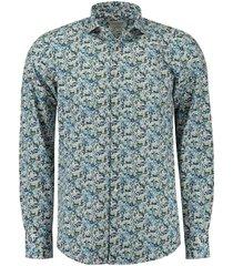 overhemd delfino wit