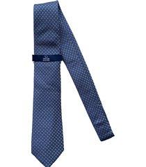 corbata azul oscar de la renta 20aa2159-191