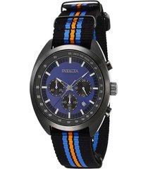 reloj invicta 29993 multicolor nylon