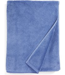 matouk milagro bath towel, size washcloth in periwinkle at nordstrom