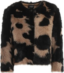 54160293eletta fake fur jacket