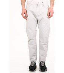1017 alyx 9sm shiny trousers gray