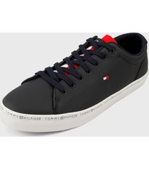 tenis azul-blanco-rojo tommy hilfiger