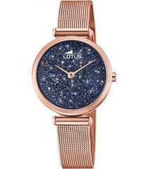 reloj 18566/2 azul lotus mujer bliss