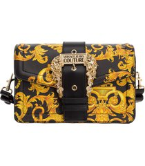 borsa donna a spalla shopping baroque
