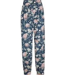 pantaloni alla turca in jersey loose fit (blu) - bpc bonprix collection