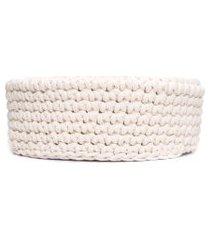 cesta string - off white