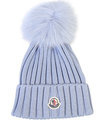 moncler branded hat