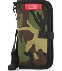 manhattan portage continental wallet