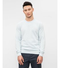 sweater celeste tommy hilfiger textured two colour c-nk cf
