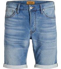 jack & jones jeans short 12166263 003 - denim