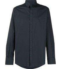 dolce & gabbana classic formal shirt - blue