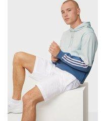 adidas originals outline hdy ft tröjor blå