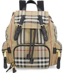 burberry rucksack nylon backpack