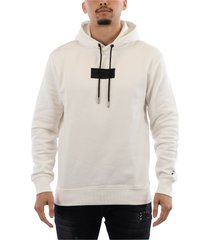 sustain hd patch loose fit hoodie