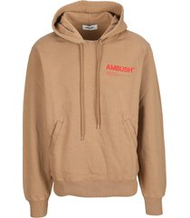 ambush classic logo hoodie