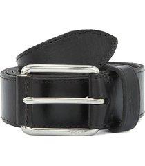 cinturon black polo ralph lauren vestir